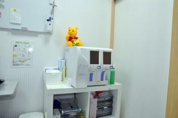 全自動血球検査・CRP測定装置