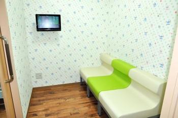 感染症用個室